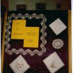 1ª Exposición de bolillos. Curso 95-96