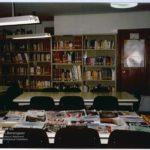 Casa dels Plans. Biblioteca