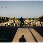 Activitat esportiva en Plaza dels Pescadors